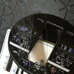 デアゴ ミレニアムファルコン作製記 Episode 003 創刊号 [コクピット背面の電飾 その2]