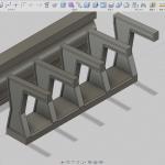 3Dモデリング独学~3mmLEDホルダーを作製