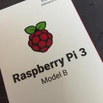 Raspberry Piはじめました
