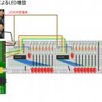 デアゴ ミレニアムファルコン作製記 Episode 054  [Raspberry Piで多数のLEDの制御ができた!]